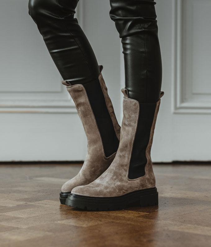 Tendens: Combat boots