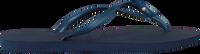 Blå HAVAIANAS Flipflops SLIM CRYSTAL GLAMOUR  - medium