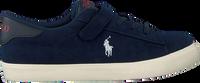 Blå POLO RALPH LAUREN Lavskaftede sneakers THERON PS  - medium