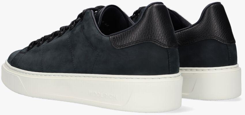 Blå WOOLRICH Lavskaftede sneakers CLASSIC COURT HIKING  - larger