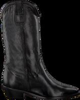Sorte VERTON Lange støvler 1631  - medium