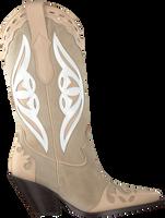 Taupe TORAL Cowboystøvler 12514  - medium