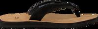 Sorte UGG Flipflops TAWNEY  - medium