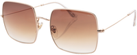 Brune IKKI Solbriller ADELE  - medium