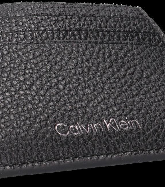 Sorte CALVIN KLEIN Pung WARMTH CARDHOLDER  - large