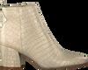 Beige NOTRE-V Ankelstøvler AI30  - small