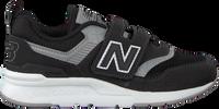 Sorte NEW BALANCE Lavskaftede sneakers PZ997 M  - medium