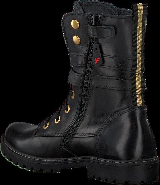 Sorte JOCHIE & FREAKS Snørestøvler 20956  - large