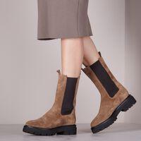 Beige VERTON Chelsea boots 210/1  - medium