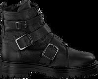 Sorte VERTON Ankelstøvler 329  - medium