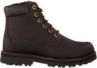 Brune TIMBERLAND Snørestøvler COURMA KID TRADITIONAL 6  - medium