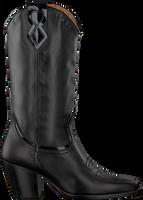 Sorte TORAL Lange støvler 12556  - medium