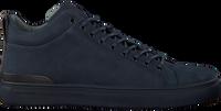 Blå BLACKSTONE Højskaftede sneakers SG19  - medium