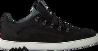 Sorte FLORIS VAN BOMMEL Lavskaftede sneakers 16464  - medium