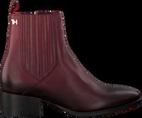 Røde TOMMY HILFIGER Ankelstøvler SHADED FLAT  - medium
