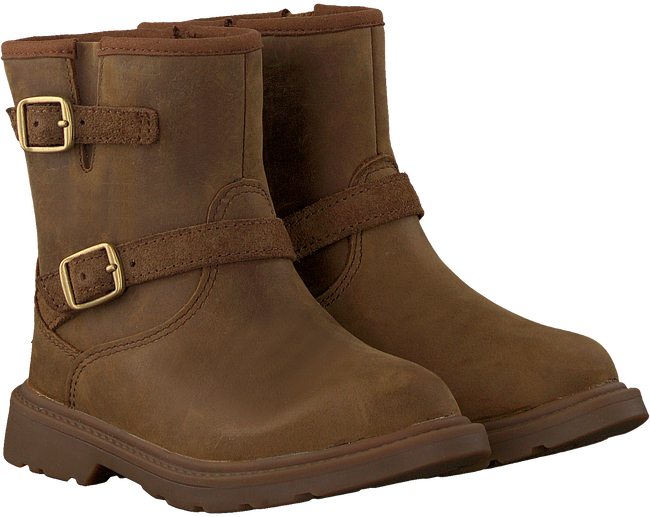 Brune UGG Ankelstøvler KINZEY WEATHER  - large