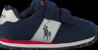 Blå POLO RALPH LAUREN Lavskaftede sneakers BIG PONY JOGGER EZ  - medium