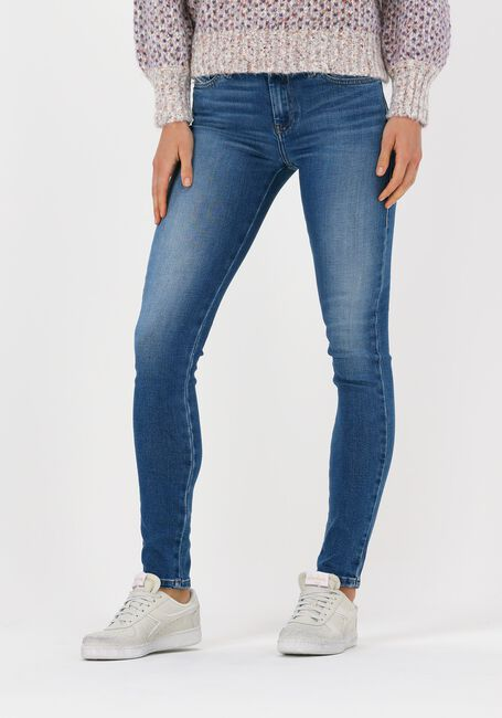 Blå DIESEL Skinny jeans SLANDY  - large