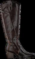 Brune VERTON Lange støvler 667-007  - medium