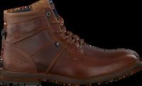 Cognac GAASTRA Snørestøvler CREW HIGH BOAT  - medium