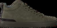 Grønne BLACKSTONE Højskaftede sneakers SG19  - medium