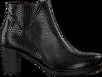 Sorte GABOR Ankelstøvler 865  - medium