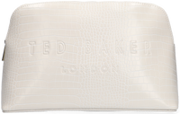 Hvide TED BAKER Toilettasker CROCANA  - medium