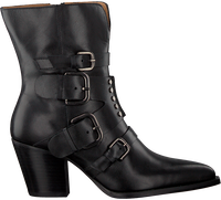 Sorte TORAL Ankelstøvler 12553  - medium