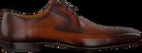 Cognac MAGNANNI Chikke sko 23063  - medium