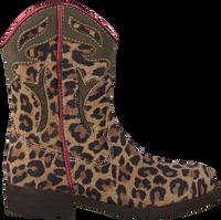 Brune SHOESME Cowboystøvler WT20W115  - medium