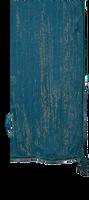 Blå LE BIG Sjal PORIA SCARF  - medium