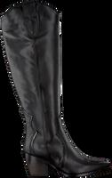 Sorte VERTON Lange støvler 667-007  - medium