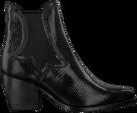 Sorte VERTON Ankelstøvler 667-003  - medium