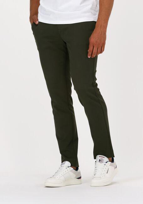 Mørkegrøn PLAIN Pantalon JOSH 315  - large