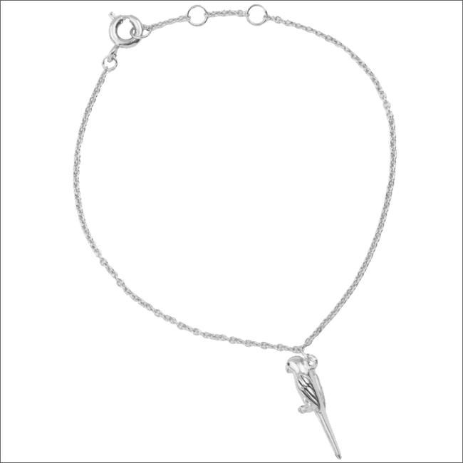 Sølv ATLITW STUDIO Armbånd SOUVENIR BRACELET PARROT  - large