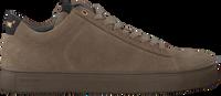 Grå BLACKSTONE Lavskaftede sneakers SG20  - medium