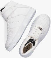 Hvide NIK & NIK Højskaftede sneakers SEMMY SNEAKER  - medium
