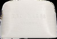Hvide TED BAKER Toilettasker CROCALA  - medium