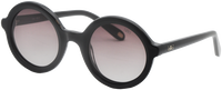 Sorte IKKI Solbriller TATE  - medium