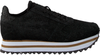 Sorte WODEN Lavskaftede sneakers YDUN PEARL II PLATEAU  - medium
