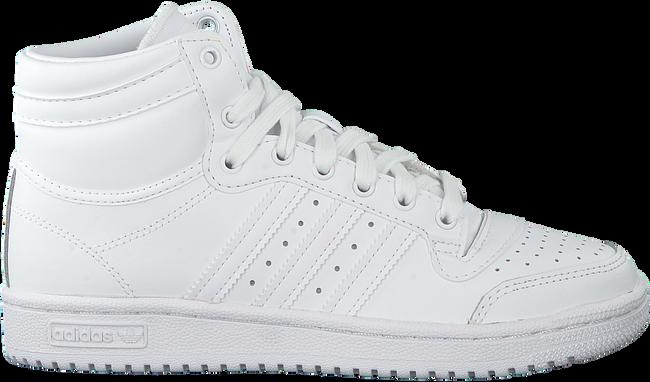 Hvide ADIDAS Lavskaftede sneakers TOP TEN  - large