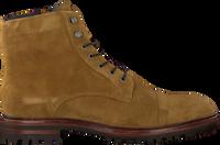 Brune BLACKSTONE Snørestøvler UG20  - medium