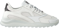 Hvide VERTON Lavskaftede sneakers J5334-OMD40  - medium