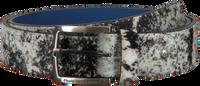 Sorte FLORIS VAN BOMMEL Bælte 75191  - medium