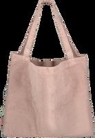 Lyserøde STUDIO NOOS Shoppingtaske RIB MOM-BAG  - medium