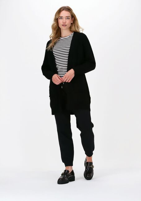 Hvide SELECTED FEMME T-shirt ANNA LS CREW NECK TEE STRIPE - large