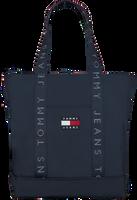 Blå TOMMY HILFIGER Shoppingtaske HERITAGE TOTE  - medium