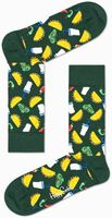 Grønne HAPPY SOCKS Strømper TACO  - medium