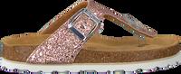 Rosa guld OMODA Flipflops 0027  - medium