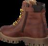 Brune DEVELAB Snørestøvler 41073  - small